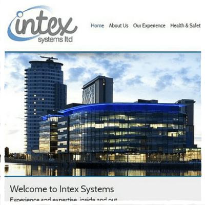 Intex white border