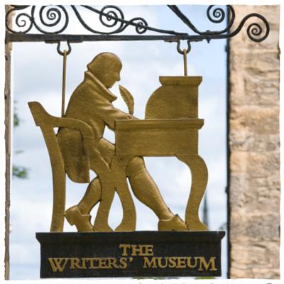 writers museum white border
