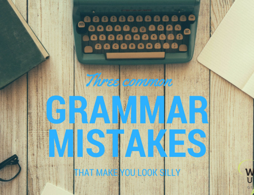 If in doubt, leave it out – my rule for avoiding common grammar mistakes