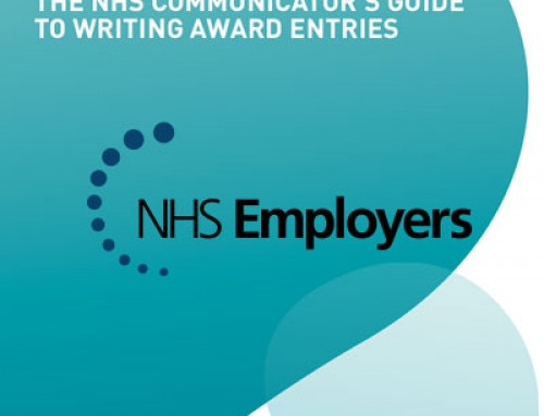 Winning the case for awards at the NHS conference