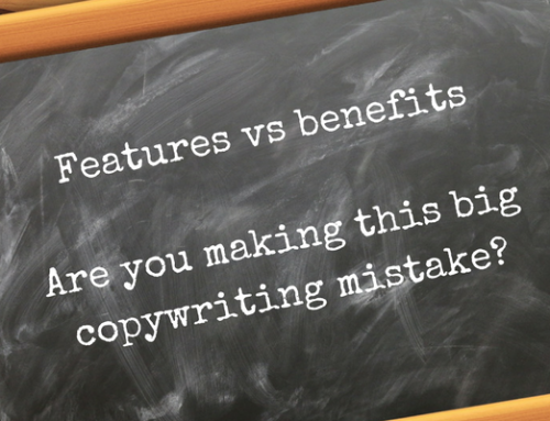 How to spot your biggest copywriting mistake – and an easy tip to fix it